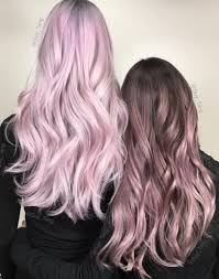 يكدست كردن موهاي چند رنگ