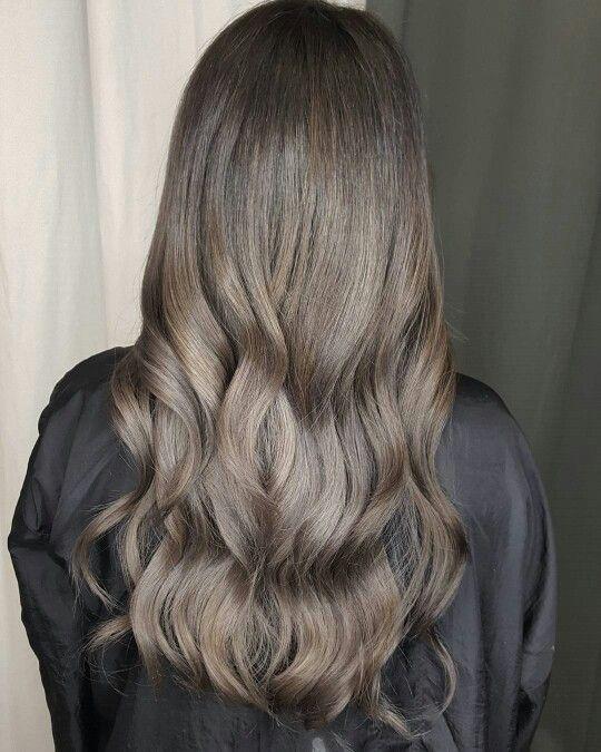 رنگ موی کنفی شکلاتی
