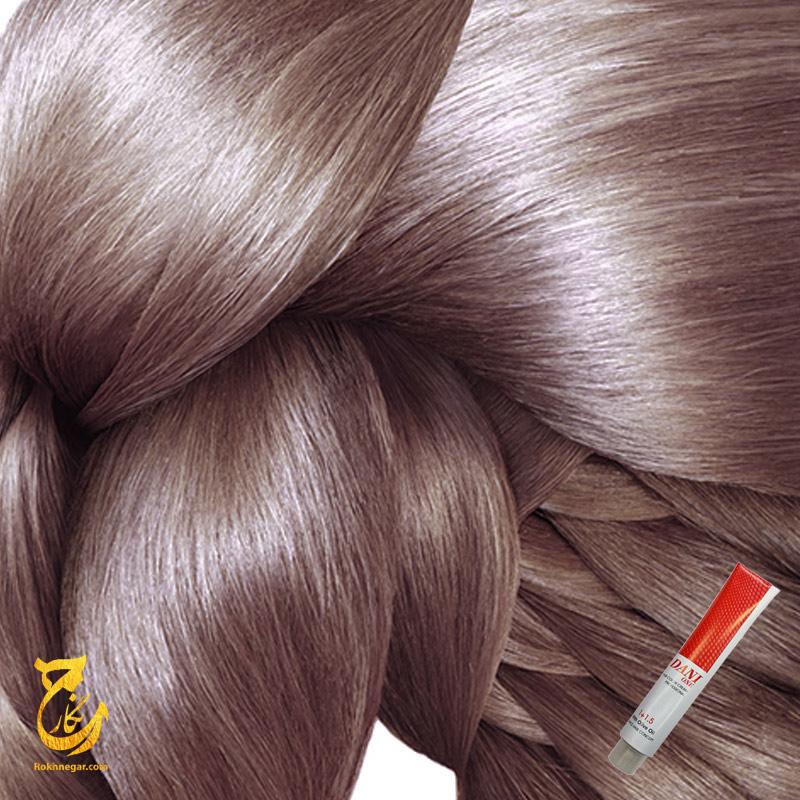 کاتالوگ رنگ موی اکیا رنگ مو دنی وان - 99/21 - یاسی - rokhnegar