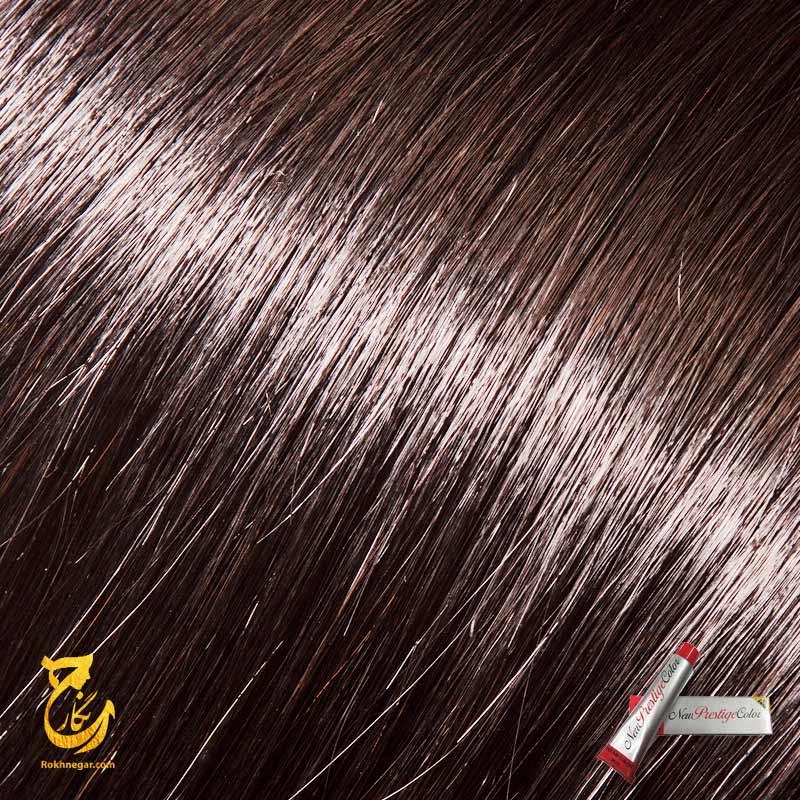 رنگ مو پرستیژ شماره 3