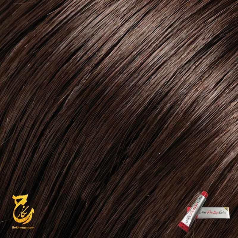 رنگ مو پرستیژ شماره 4