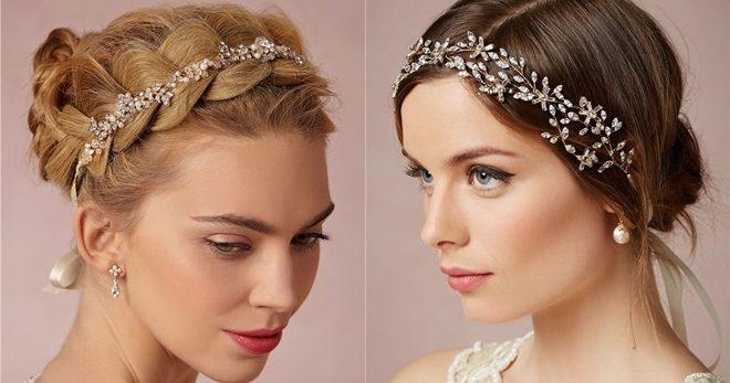 رنگ موی عسلی برای عروس