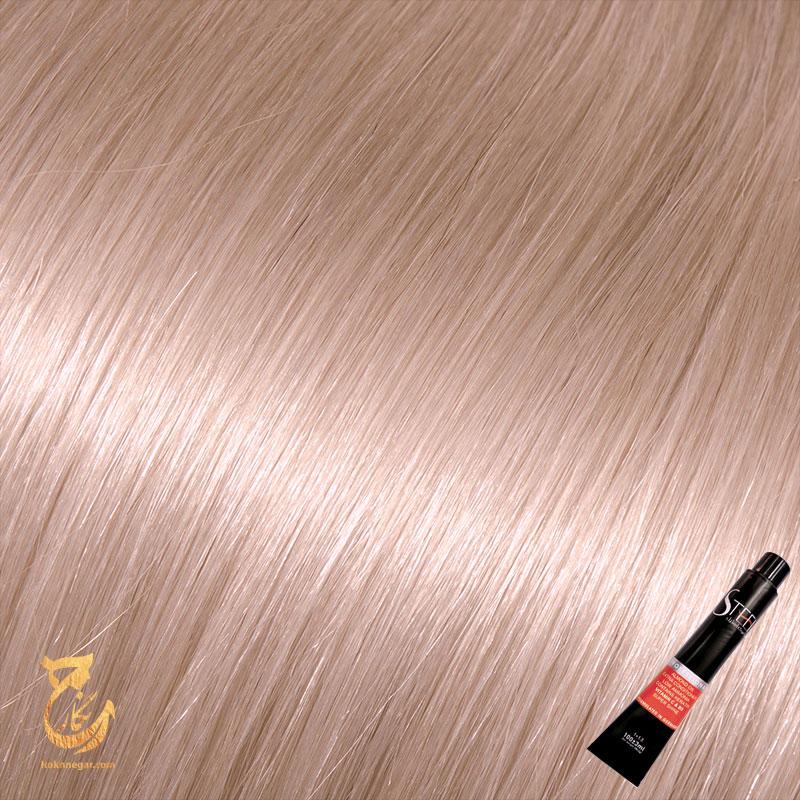 رنگ مو یاسی روشن