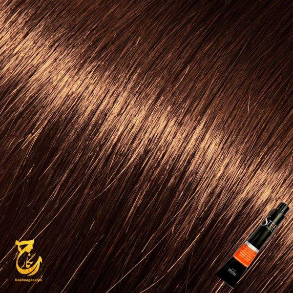 رنگ مو استیل شماره 4