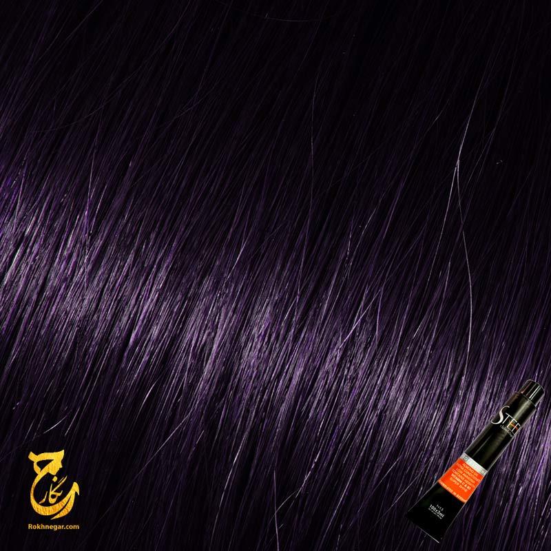 رنگ مو شرابی