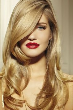 رنگ مو بلوند روشن