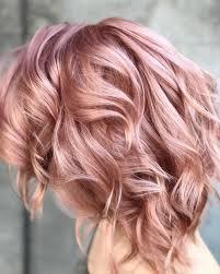 رنگ مو رزگلد