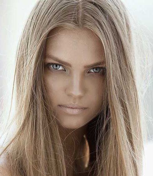 رنگ مو شنی ماسه ای