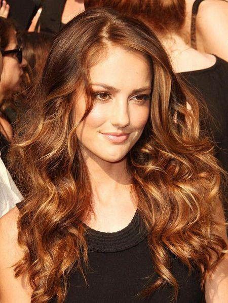 رنگ مو طبیعی قهوه ای