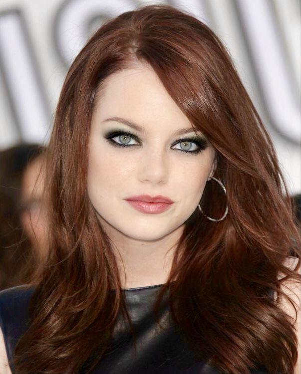 رنگ مو قهوای عسلی