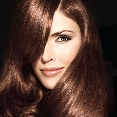 فرمول رنگ مو برای پوست روشن