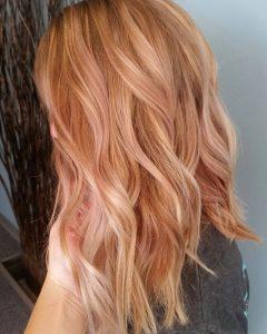 رنگ مو جدید با فرمول