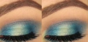 آموزش 4 آرایش چشم