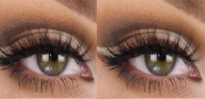 آموزش 5 آرایش چشم