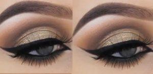 آموزش 1 آرایش چشم