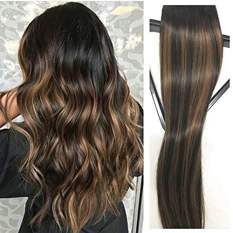 آموزش رنگ مو با فویل