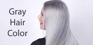 رنگ مو دودی و ترکیبات متنوع این رنگ