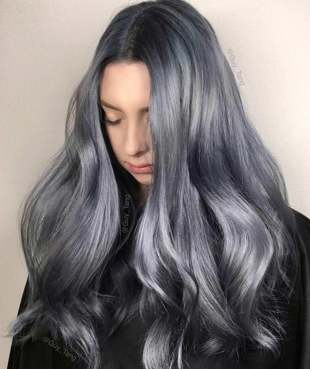 رنگ مو دودی