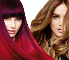 آموزش رنگ مو بدون دکلره