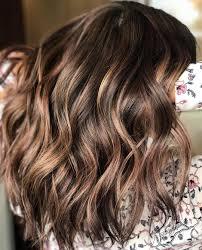 ترکیب رنگ موی نسکافه ای و دودی