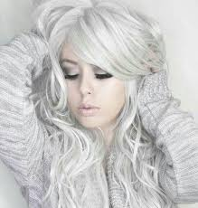 رنگ گرفتن موهای سفید