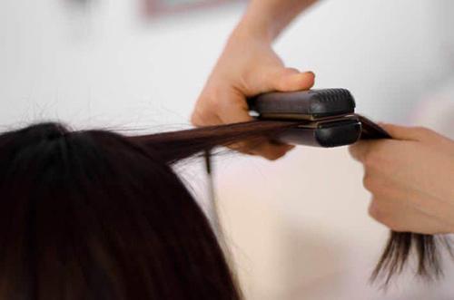 روش کراتینه کردن مو