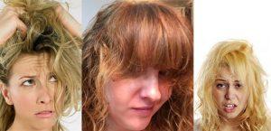 روشهای گرفتن تن نارنجی و زردی مو