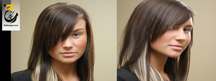 انواع لایت مو