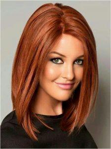 رنگ مو مسی بدون دکلره